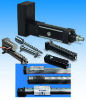 Tolomatic Electric Linear Motion Control Products