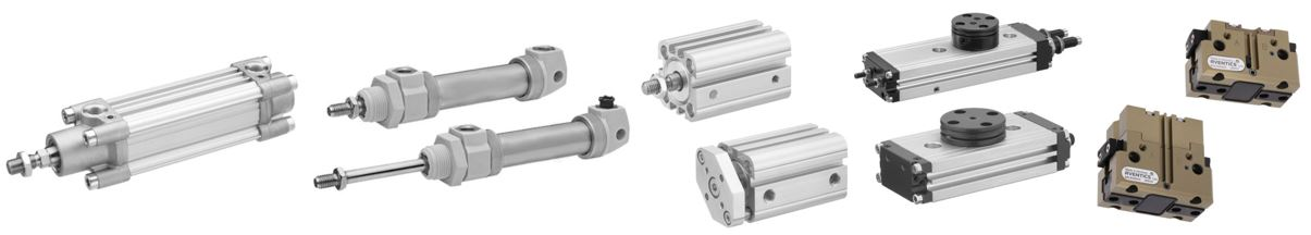 Aventics Cylinders Drives and Grippers
