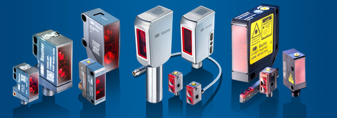 PHOTOELECTRIC SENSORS FOR FACTORY AUTOMATION | SICK, Baumer