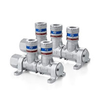 Cejn Pneumatic eSafe Couplings Fittings- Multilink systems
