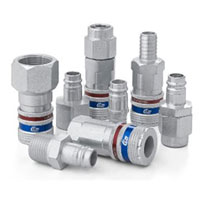 Cejn Pneumatic eSafe Couplings Fittings- Series 410
