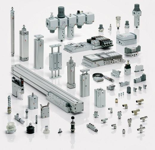 Camozzi Pneumatic Fittings