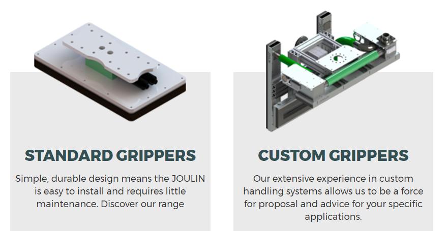 Joulin Vacuum Gripper Distributor   Standard and Custom