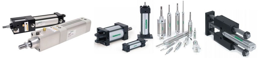 Pneumatic Cylinder and Actuator Products